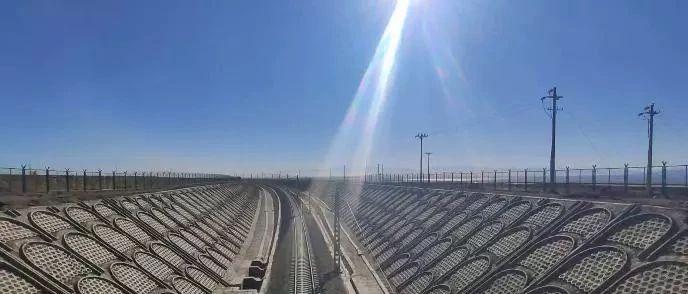 重磅消息!敦格铁路将于12月16日正式通车