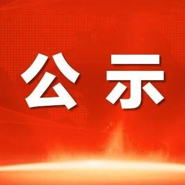 望江县宝塔社区宝丰棚户区改造项目被征收户房屋非证载面积认定意见公示(15户)