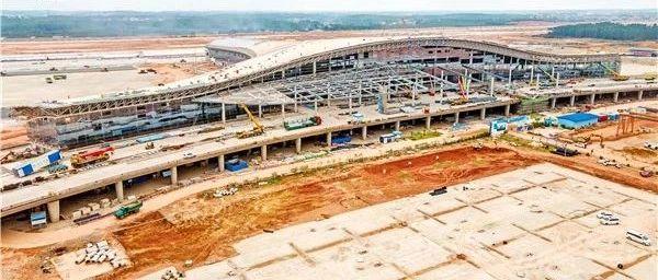 重磅!吴川机场将在年底投入运营!