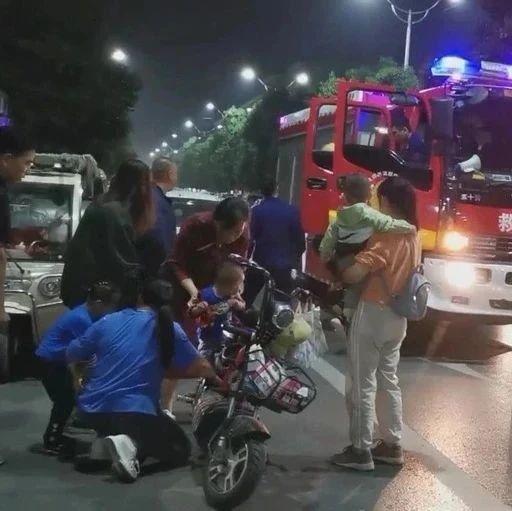 不足10米,新郑发生两起儿童遭碾压车祸!