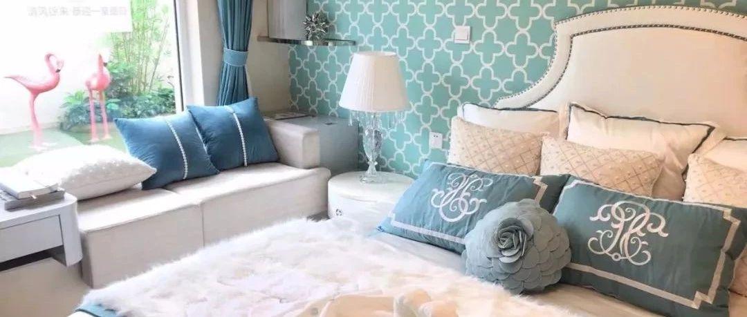碧桂园月亮湾户型YJ126|卧室这样设计,每天都是好梦