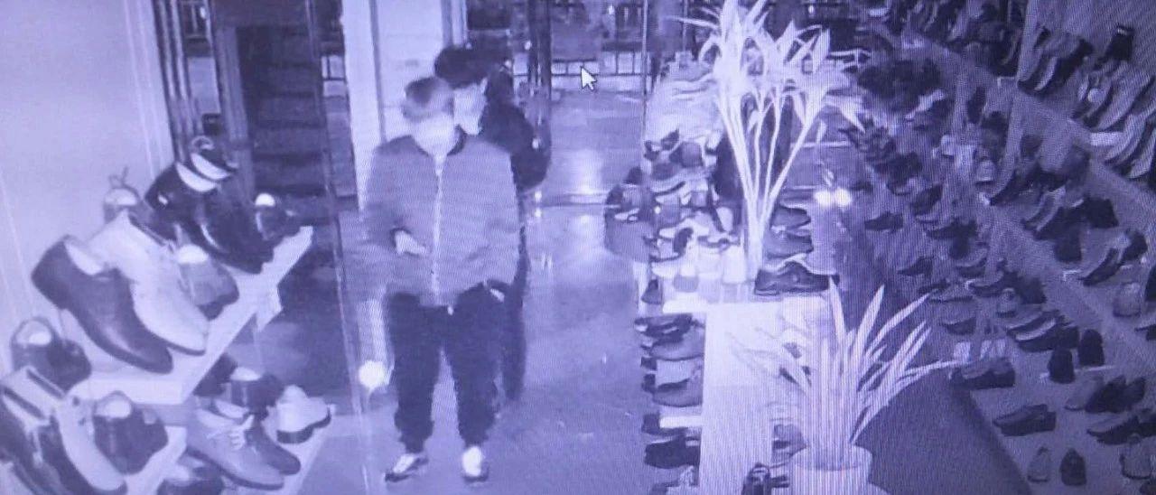 突发!抓贼!江店一商铺半夜被盗!监控视频流出……