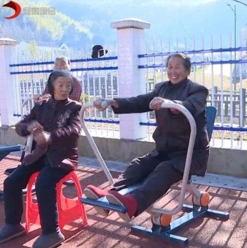 视频丨金寨这个地方65岁老人午餐免费吃.....