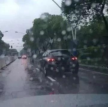 预警:今明两天山东全省降温又降雨,开车多加小心啦!