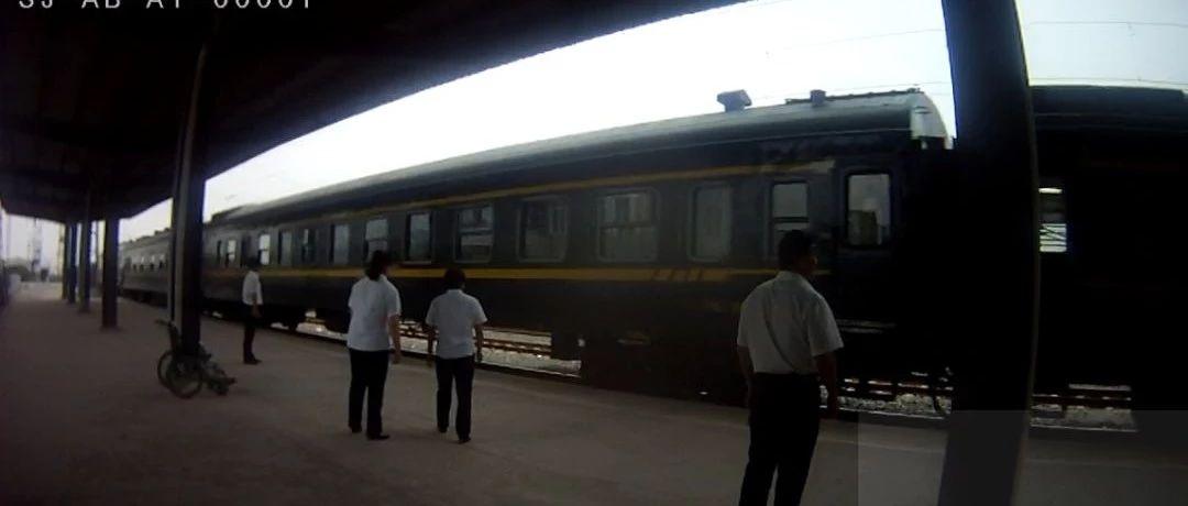 十万火急!K8366次列车紧急停靠颍上!为生命停靠8分钟!