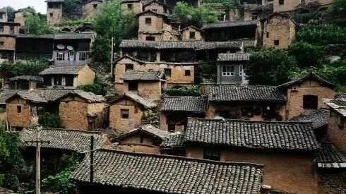 秦代初霍地村就是今天的上清凉村!