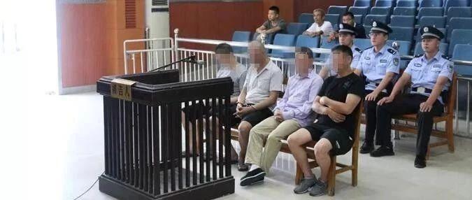太湖:聚众围堵派出所,4人被判刑!