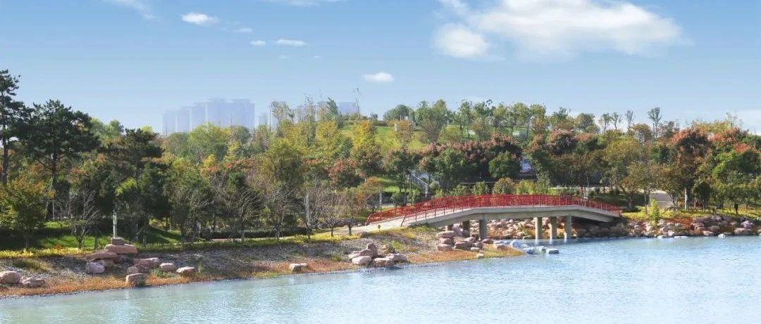 最美秋色已上线,这样美的双鹤湖你被圈粉了吗?