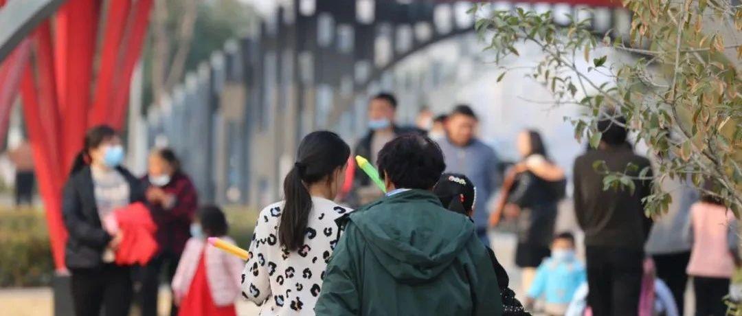 春节期间,双鹤湖中央公园共接待游客6.16万人次