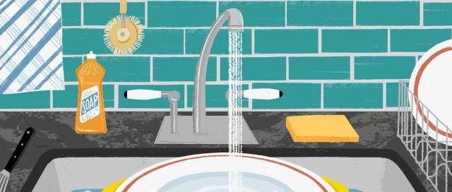 荆门人你还在以为碗泡一会儿会好刷吗?就泡一会儿你猜会产生多少细菌?