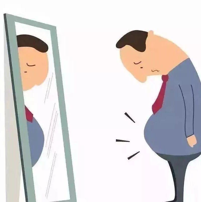 """南溪人警惕!别看你""""长得不显胖"""",但内脏脂肪可能已超标"""
