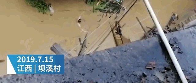 洪水中,花甲老人逆流游泳一小时,只为了……