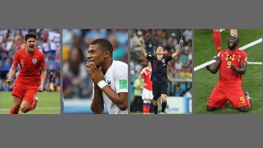 """四强定了!世界杯变""""欧洲杯"""",但背后的""""金主""""却是妥妥的""""亚洲杯""""!"""