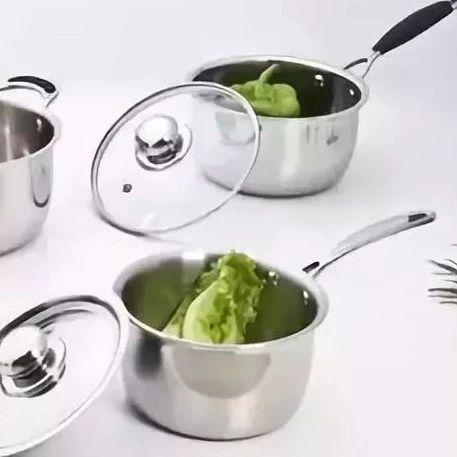 【实用】铁锅、铝锅、不锈钢锅...这样洗就干净了!