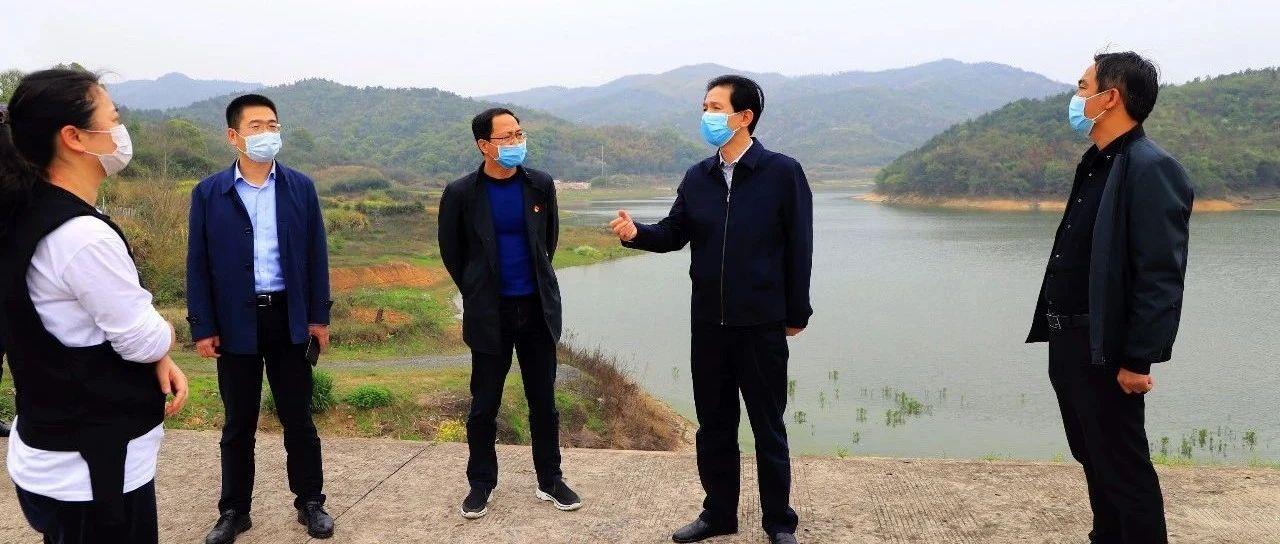 坚定不移抓好整改!李小平书记来到乡镇督导省委巡视反馈问题整改工作