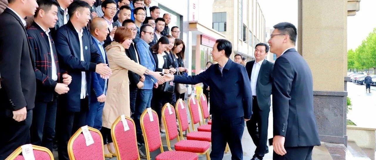 为湖口高质量跨越式发展贡献青春力量!今天,湖口县青年企业家协会正式成立
