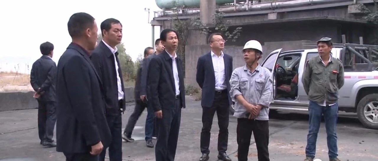 """湖口:书记县长一同调研打造长江""""最美岸线""""升级版工作"""