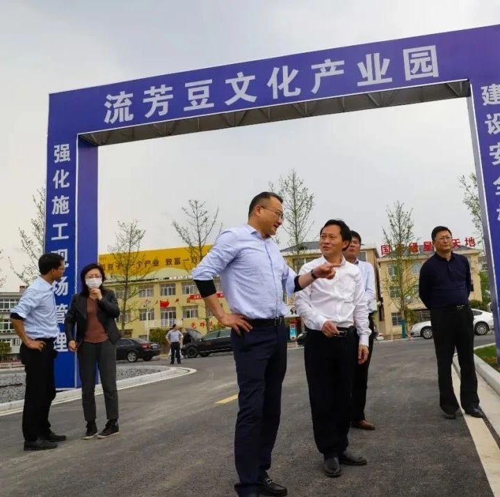 我县省、市重大项目加速建设
