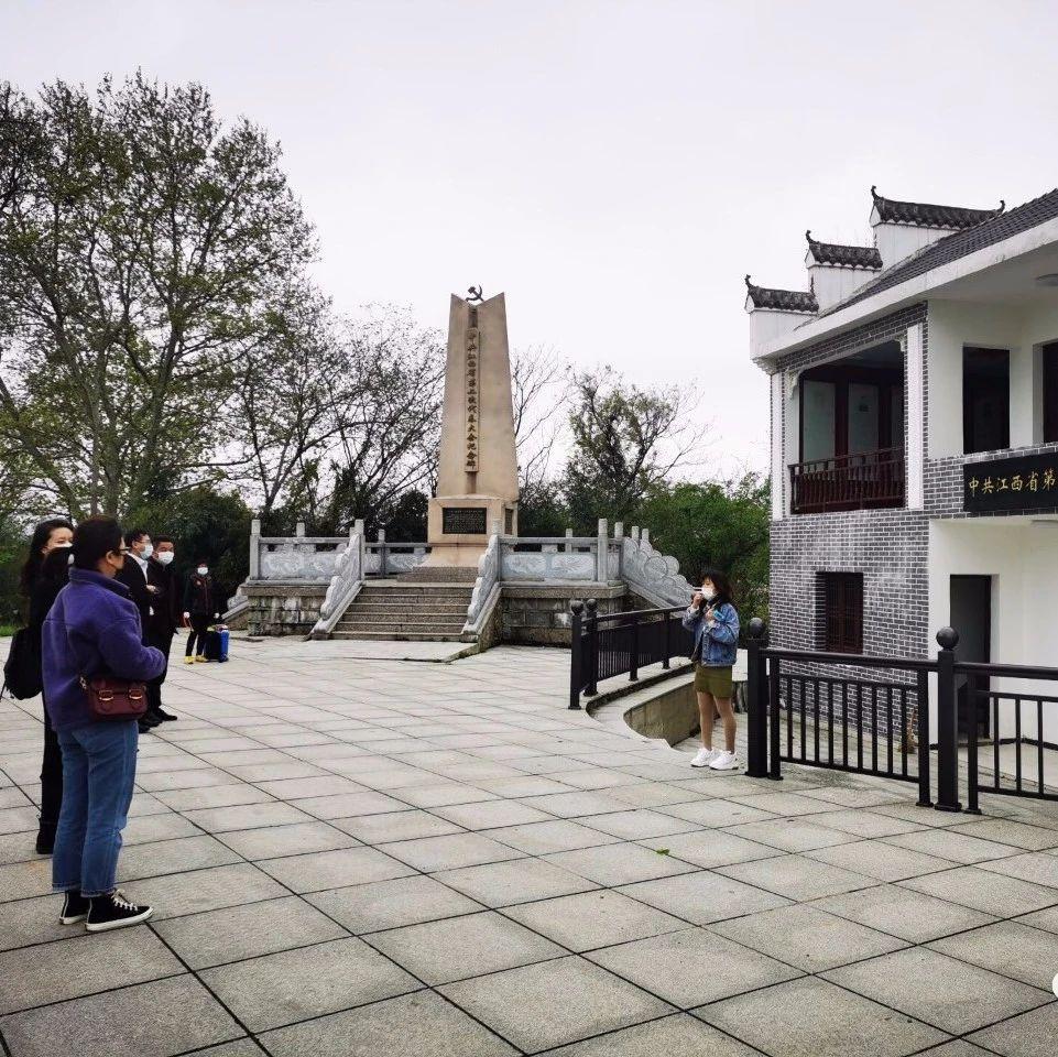 舜德乡:中共江西省第二次代表大会纪念馆闭馆63天后迎来首批游客