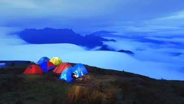 浪漫七夕夜,找对的人,到对的地方邂逅一场别样露营趴!