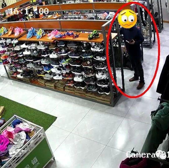 拘留!�f�d一男子趁店主不注意偷走一��169元望�h�R!