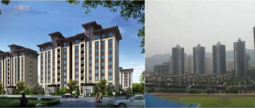通许人看看:为啥买洋房?和高层有何不同?