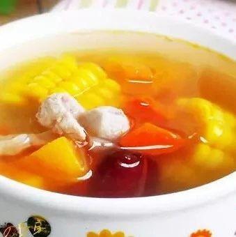 秋天一碗汤,疾病扫光光!