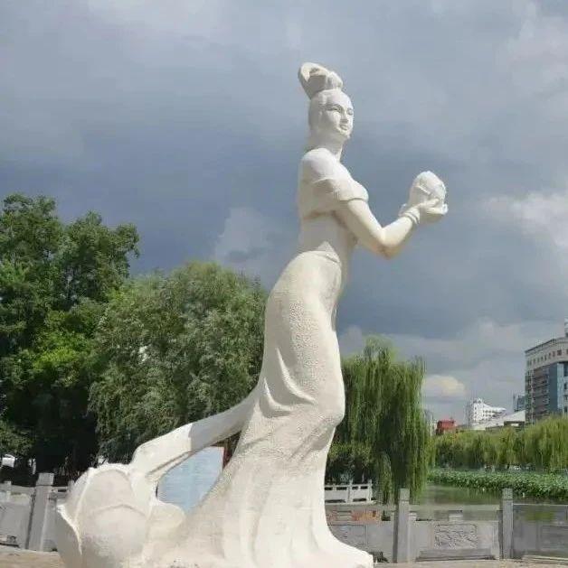 许昌的城市雕塑都在这!定格城市记忆