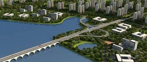 高架桥定了!大冶东风路西延将有这些变化