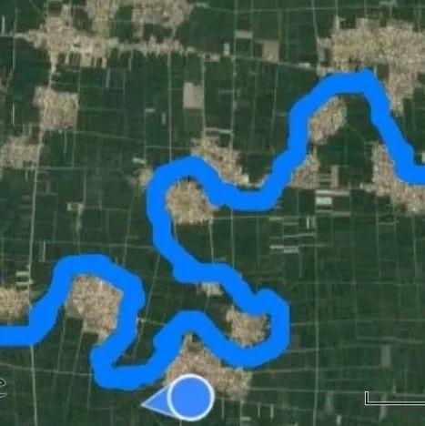【文化】上蔡原先有条河叫洄曲河河底河床故事多