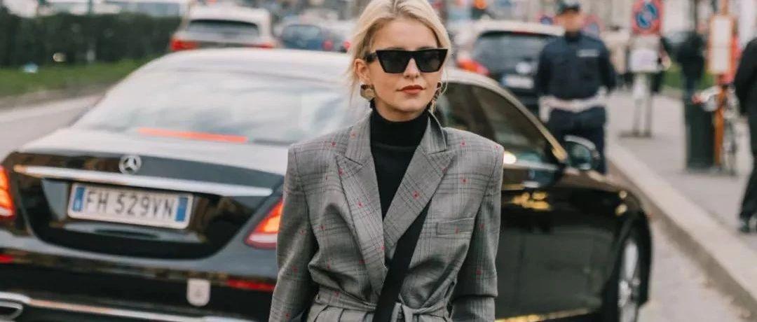 今年秋冬穿上小高领,比买对大衣更重要!