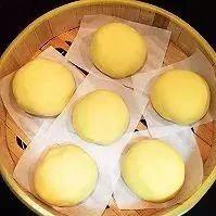 豆沙馅玉米面馒头——做法简单,好吃又健康~