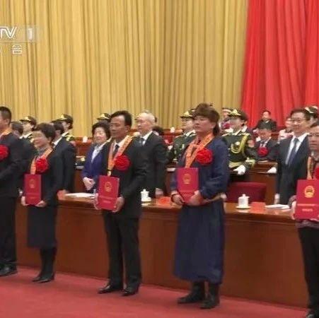 海西团州委扶贫干部呼晓齐同志荣获国家表彰