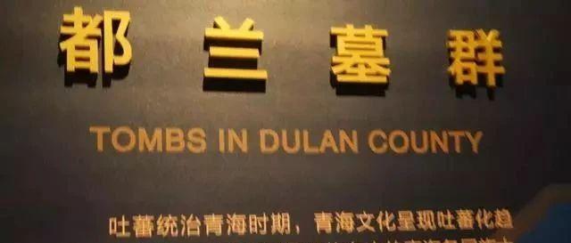 金光闪耀在都兰热水墓群:首博青海文物特展系列上篇