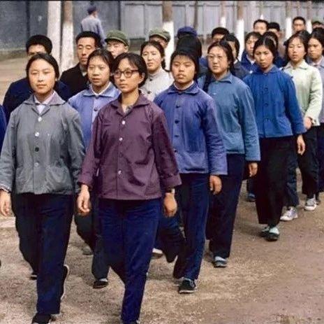 青白江人看过这些70年代珍贵影像和百张高清照片吗,带你一起回忆过去的时光!