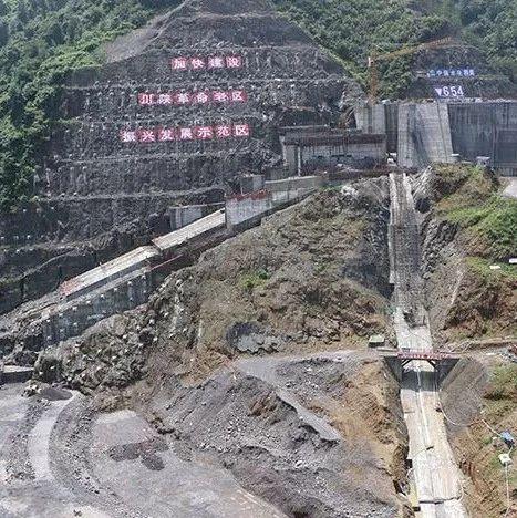 投资30多亿的南江红鱼洞水库建成这样了!
