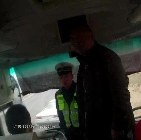 非法校�跨�^作�I���x交警及�r截�@
