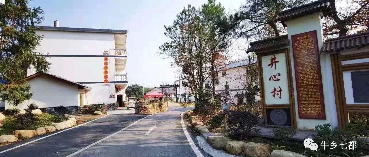 永丰县井心村入选2021年江西省省级乡村旅游重点村镇名录!