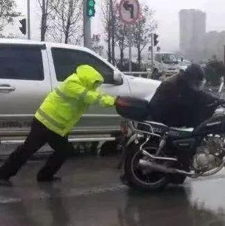 金沙平台雨天危险路段提醒!