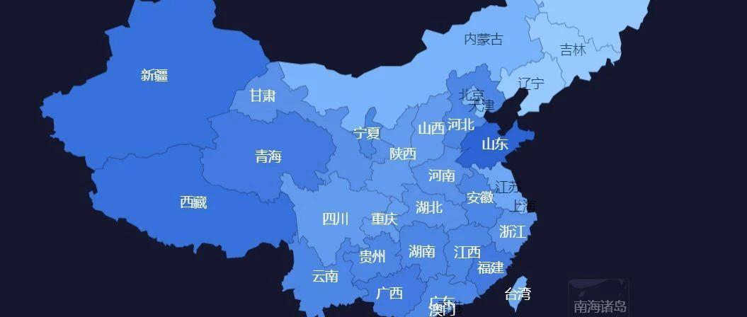 中国生育地图:山东陡降,广东强劲,北上津与东北再度垫底