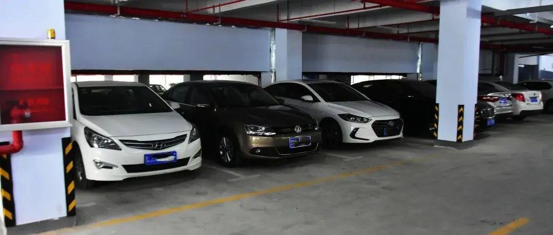 长葛市区首个立体停车场300余车位,免费对外开放!