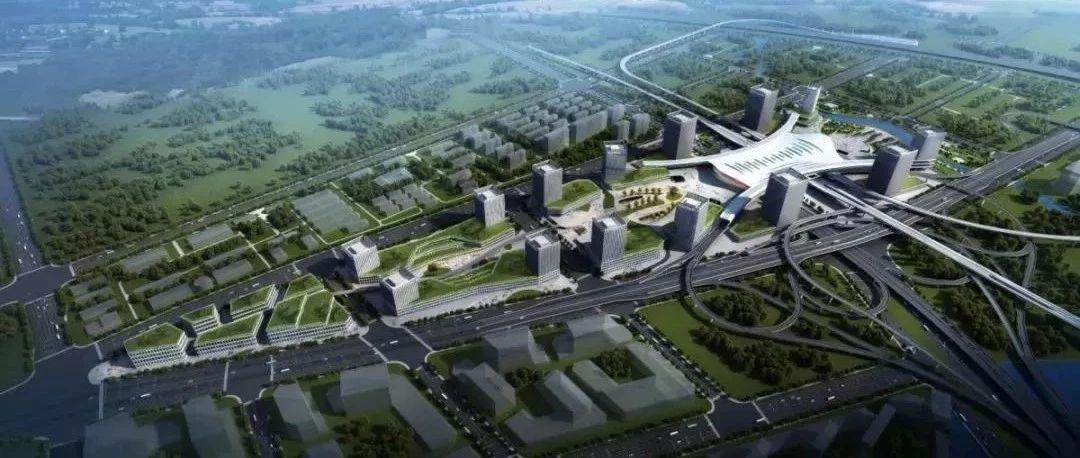 谷水交通枢纽规划来了↓,涉及新安轻轨┏,、洛新快速通道……