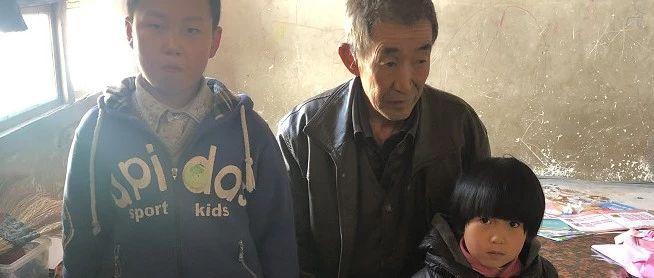 """平川水泉��r民:""""我是家里的天,不能""""瞎""""!�有家人需要照�"""
