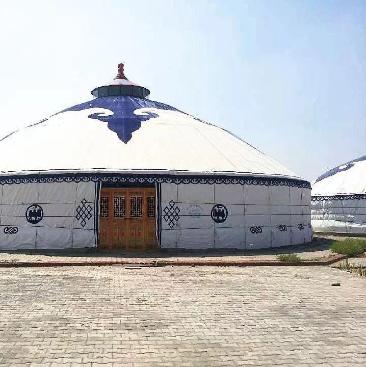 ?走进内蒙古展览馆,走进游牧民族的心灵归宿――蒙古包!