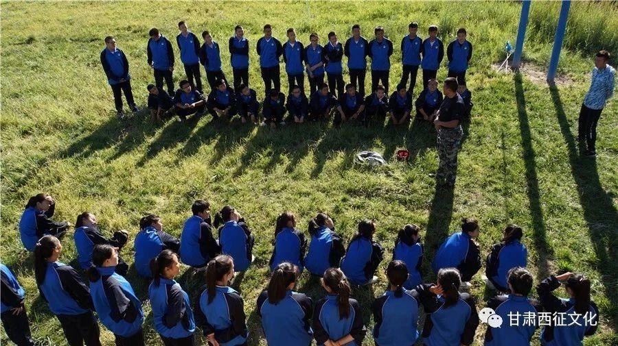 瓜州�h榆林中�W2018年高一新生拓展���I(第二期)完美�Y�I