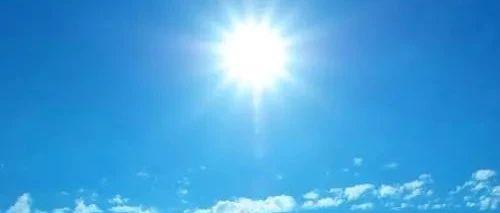 于都气温飙升,最高21℃,接下来......