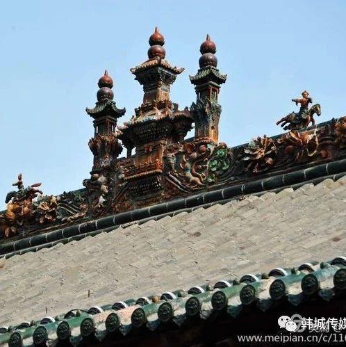 【视觉韩城】古城琉璃瓦,皇家的瓦!