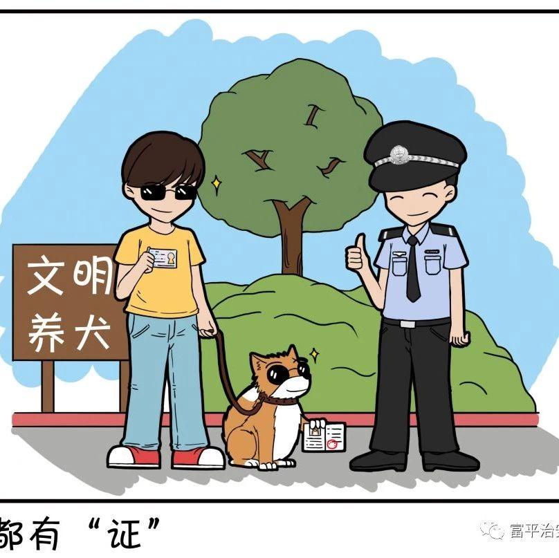 富平�h最新�B犬�k�C流程