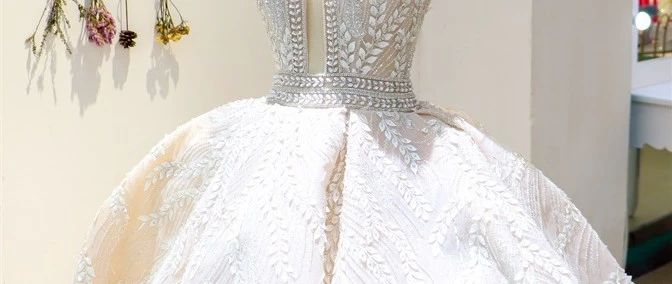 探店|试完这家婚纱店,我终于想嫁人了!婚纱+秀禾+礼服只需999!