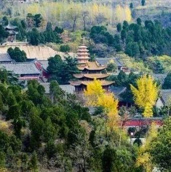 �D�f|河南汝州:千年古�x�L穴寺――秋之云�U